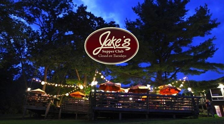 Jake's Supper Club cover
