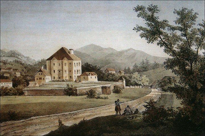 Dvorec Tabor cover