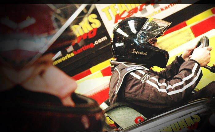 Teamworks Karting Letchworth cover