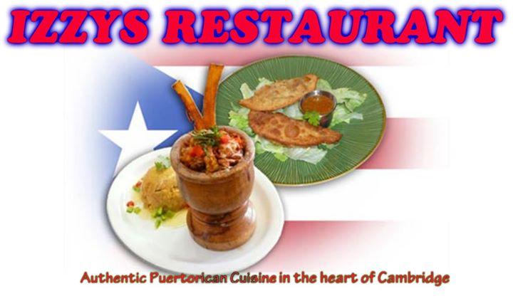 Izzy's Restaurant & Sub Shop cover