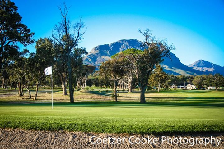 Somerset West Golf Club cover