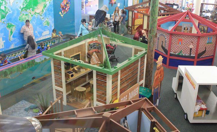 Kids 'N' Stuff Childrens Museum cover