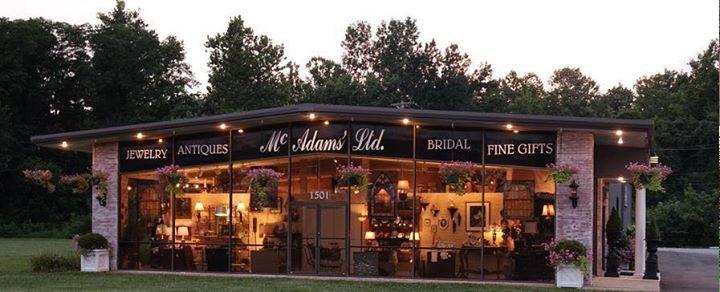 McAdams' Ltd. cover