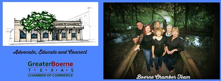 Greater Boerne Chamber of Commerce cover