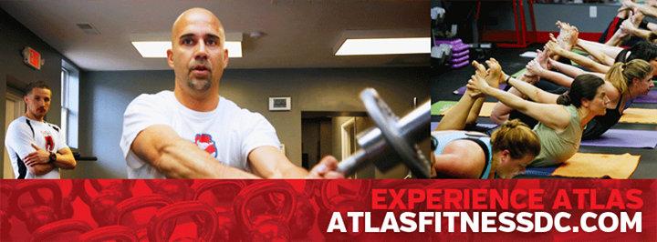 Atlas Fitness cover
