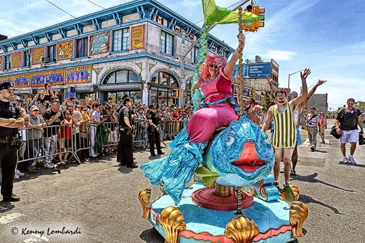 Coney Island USA Presents: The Mermaid Parade cover
