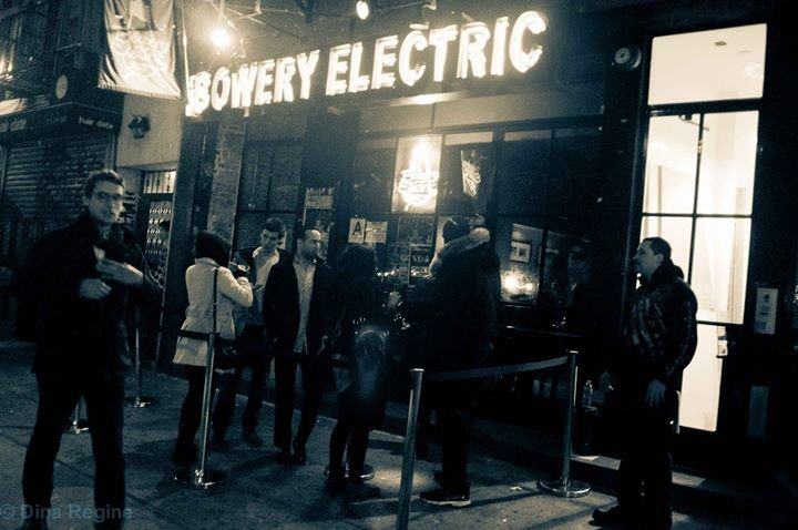 The Bowery Electric cover