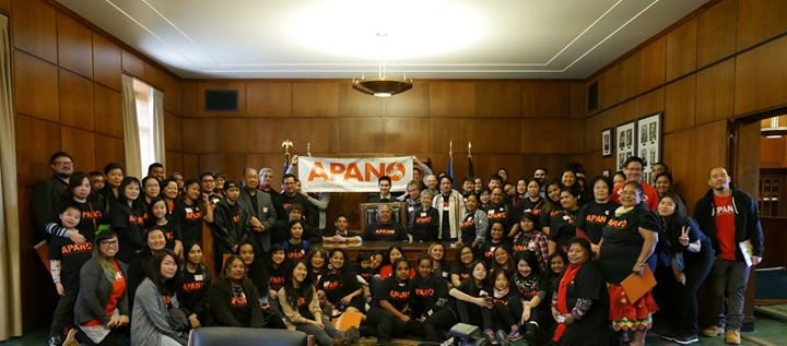 Asian Pacific American Network of Oregon - APANO cover