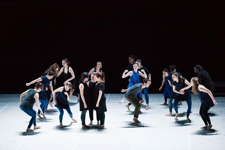 Harvard Dance Center cover