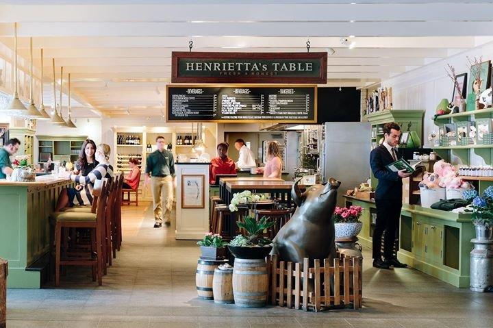 Henrietta's Table cover