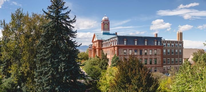 Regis University cover