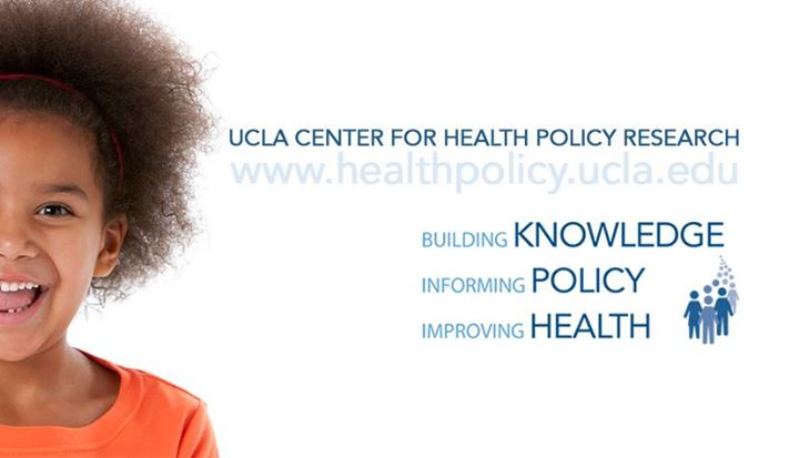 UCLA Center for Health Policy Research cover
