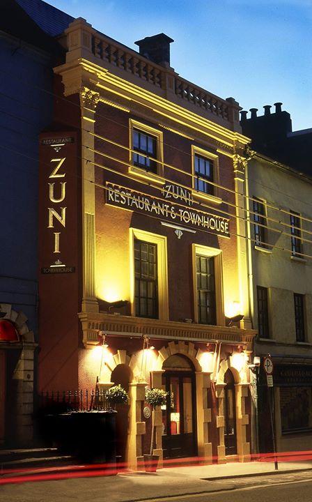 Zuni, Kilkenny cover
