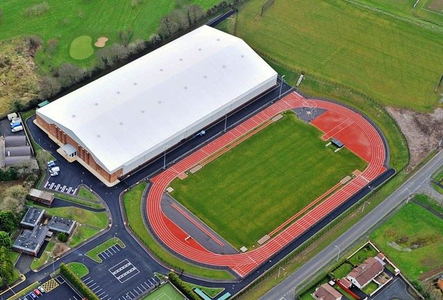 Meadowbank Sports Arena cover