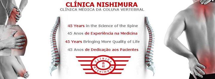 Clínica Nishimura cover