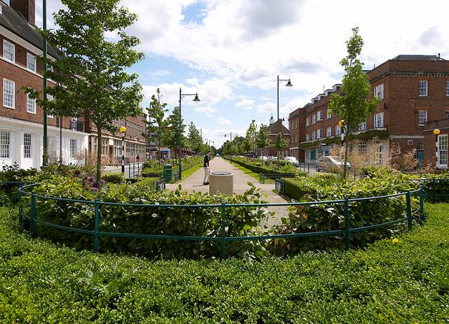 Letchworth Garden City Heritage Foundation cover