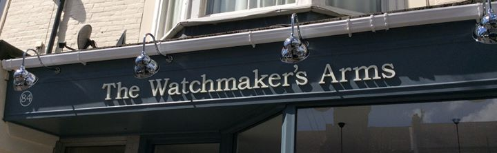 The Watchmaker's Arms cover