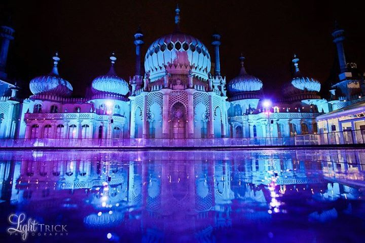 Royal Pavilion Ice Rink cover