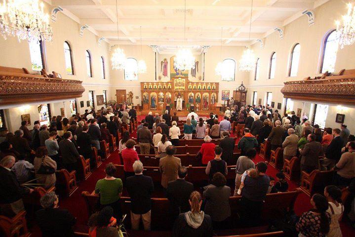 St. Mary Orthodox Church • Cambridge, MA cover