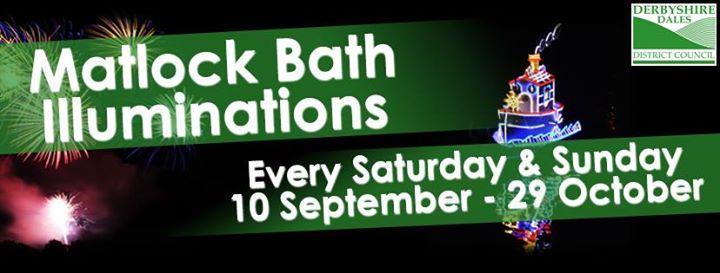Matlock Bath Illuminations cover