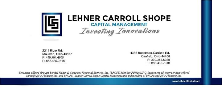 Lehner Carroll Shope Capital Management cover