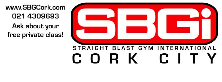 SBG Cork City cover