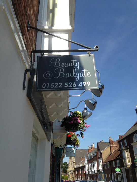 Beauty At Bailgate cover