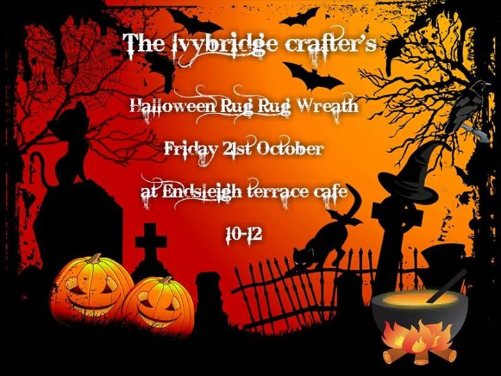 The Ivybridge Crafters cover