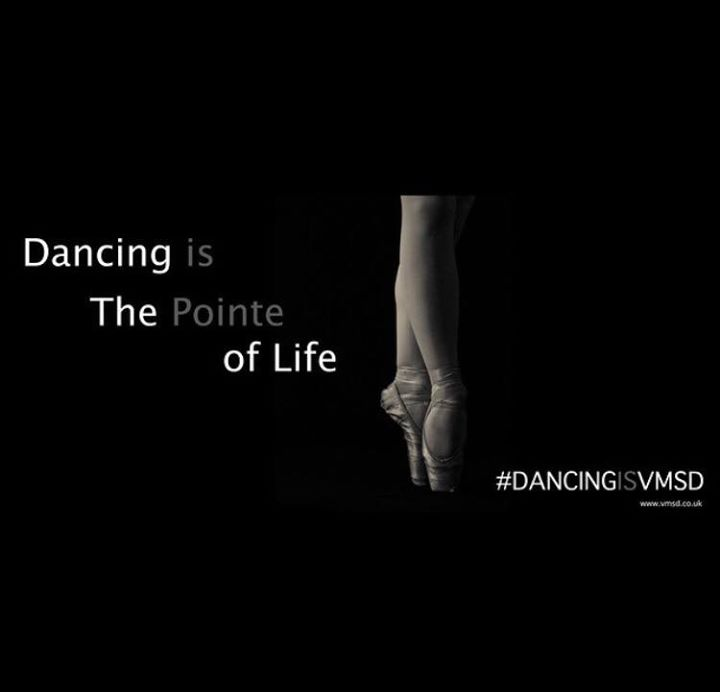 The Vanessa Millar School of Dancing cover