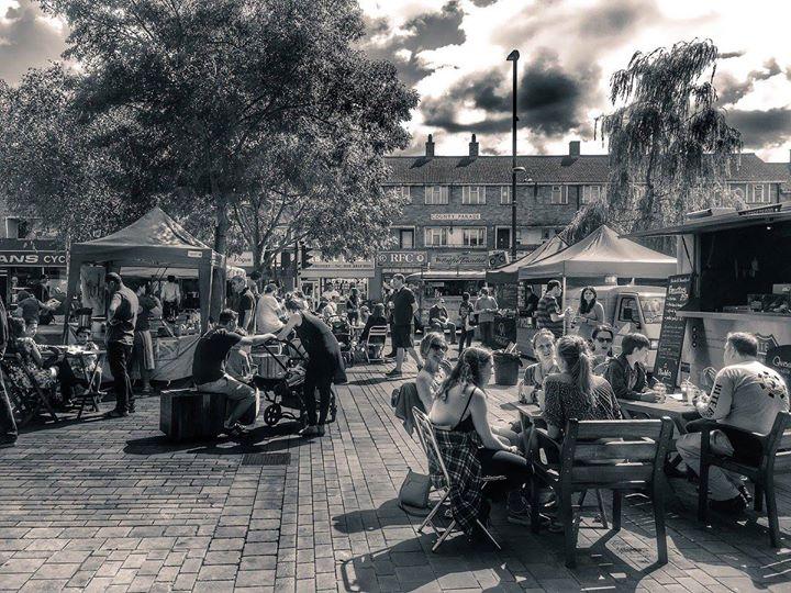 Brentford Market cover