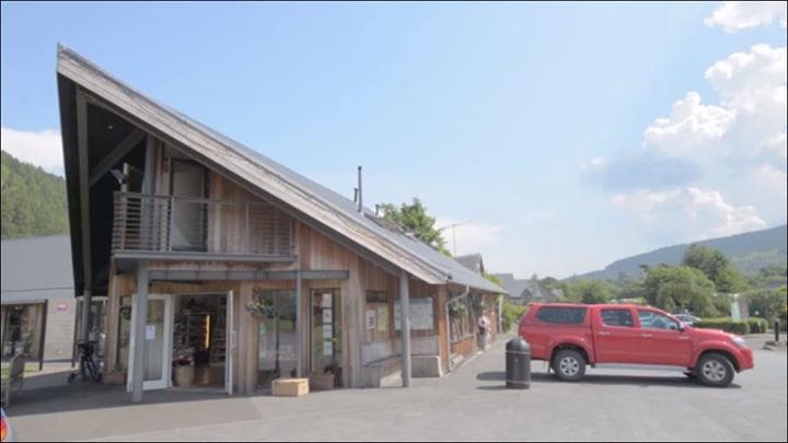 Taymouth Courtyard Shop cover