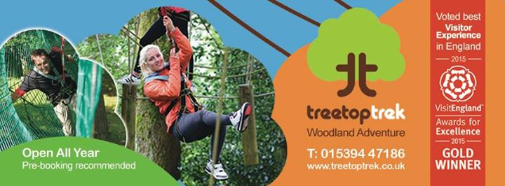 Treetop Lake District cover