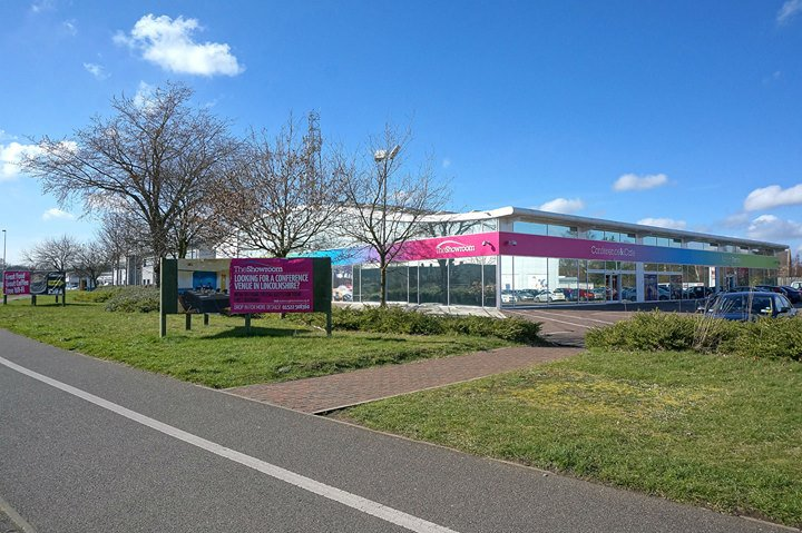 The Showroom Activity Centre cover