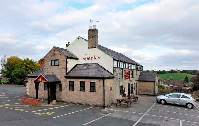 The Spanker Inn at Nether Heage cover