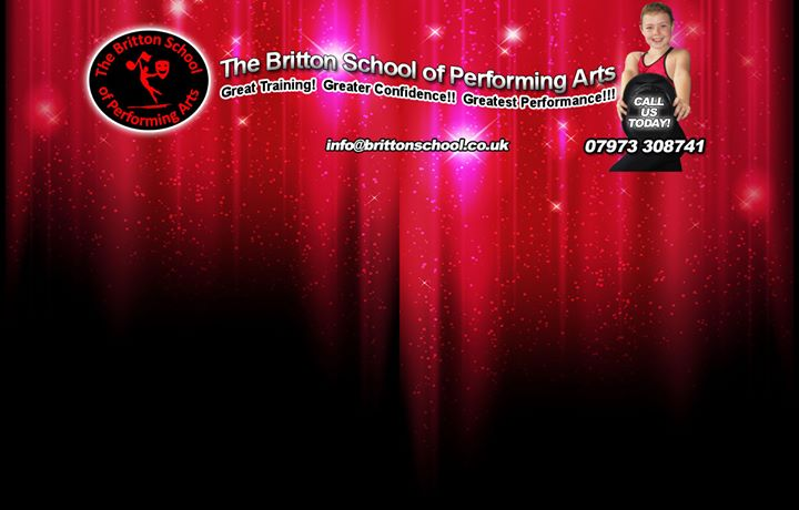 The Britton School of Performing Arts cover