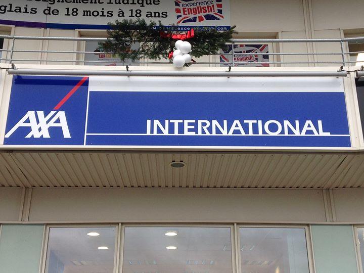 AXA Agence International France cover