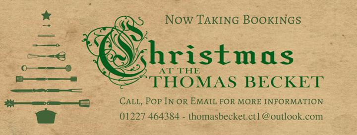 The Thomas Becket Pub & Restaurant cover