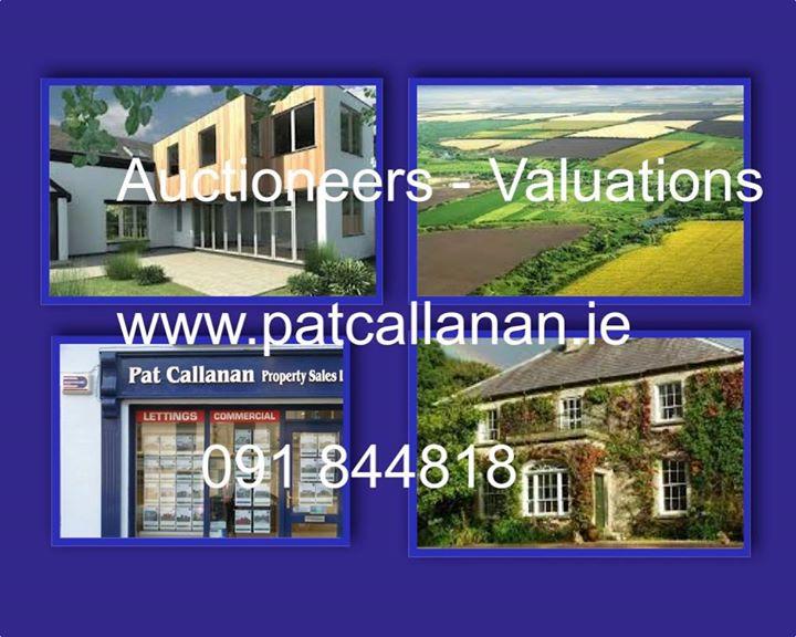 Pat Callanan Property Sales Ltd. cover