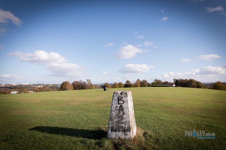 Hunterhill, Paisley cover