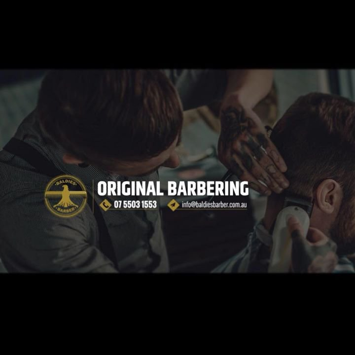 Baldies Barber cover