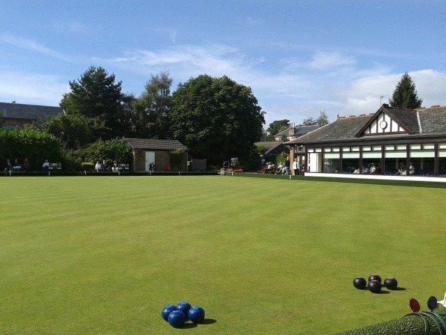 Lenzie Bowling Club cover