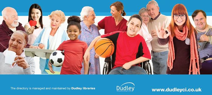 Dudley Community Information Directory cover