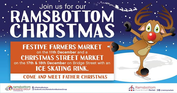 Ramsbottom Food and Craft Market - Ramsbottom Farmers Market cover