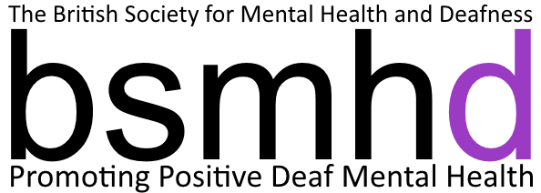 British Society for Mental Health & Deafness cover