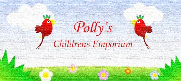 Polly's Childrens Emporium cover