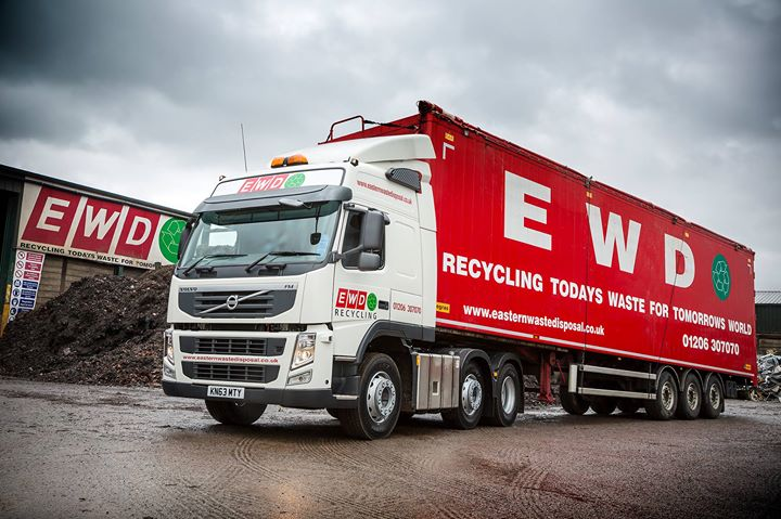 EWD Recycling Ltd cover
