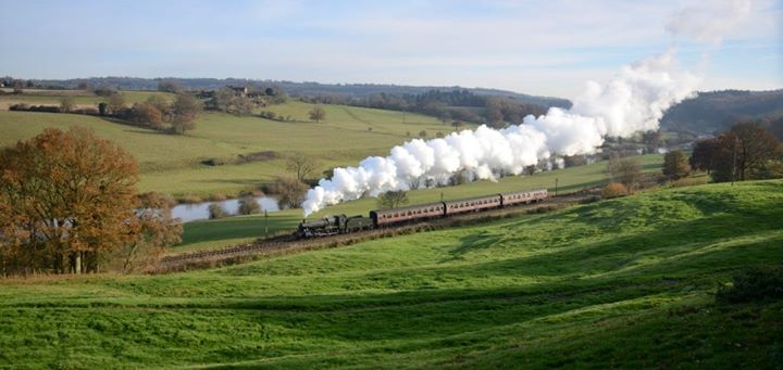 Severn Valley Railway Official Site cover