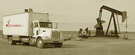 ParaSolve Canada Inc. - Oil Field Service & Oil Well Services cover