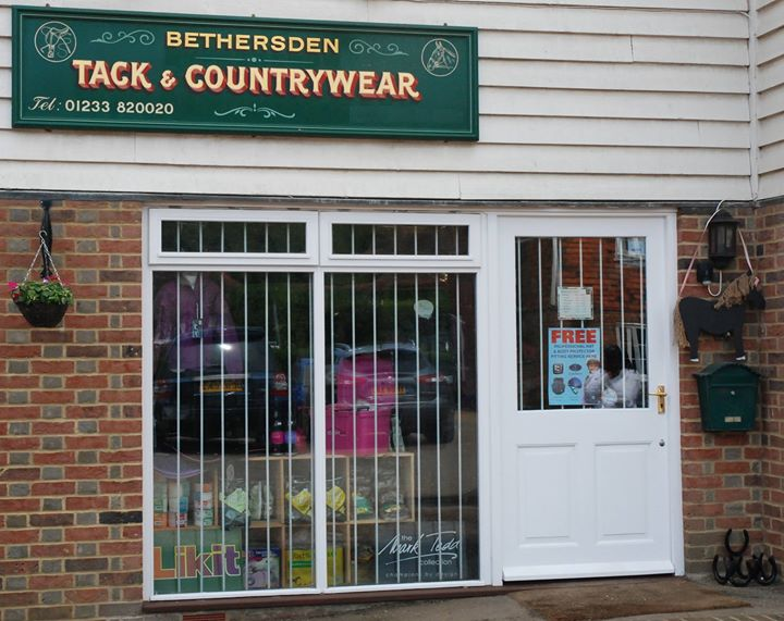 Bethersden Tack & Countrywear cover