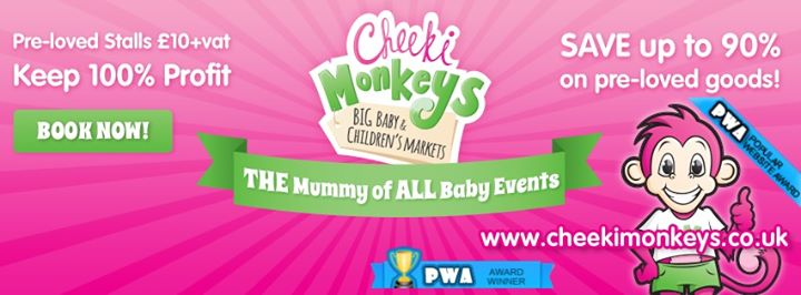 Cheeki Monkeys Hampton & Sunbury cover